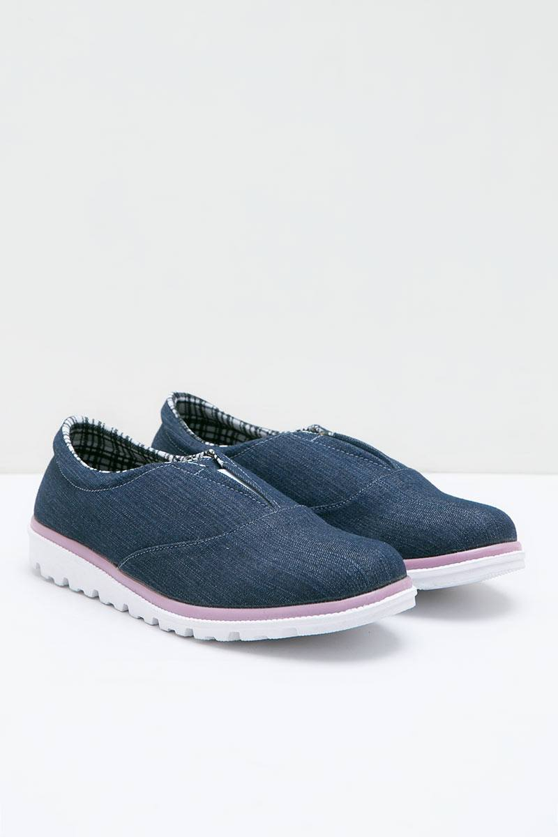 Dr Kevin Canvas 43195 Sneakers Shoes Navy