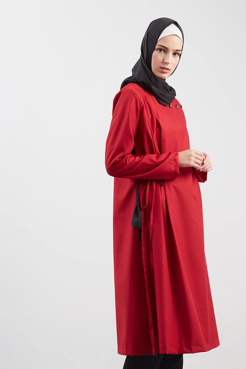 Syaheera Shissy Tunik Red