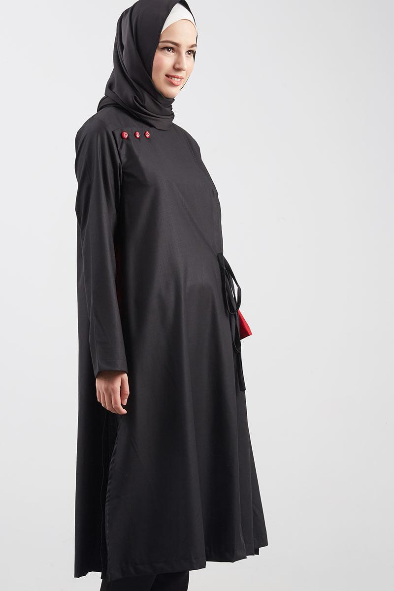 Syaheera Shissy Tunik Black