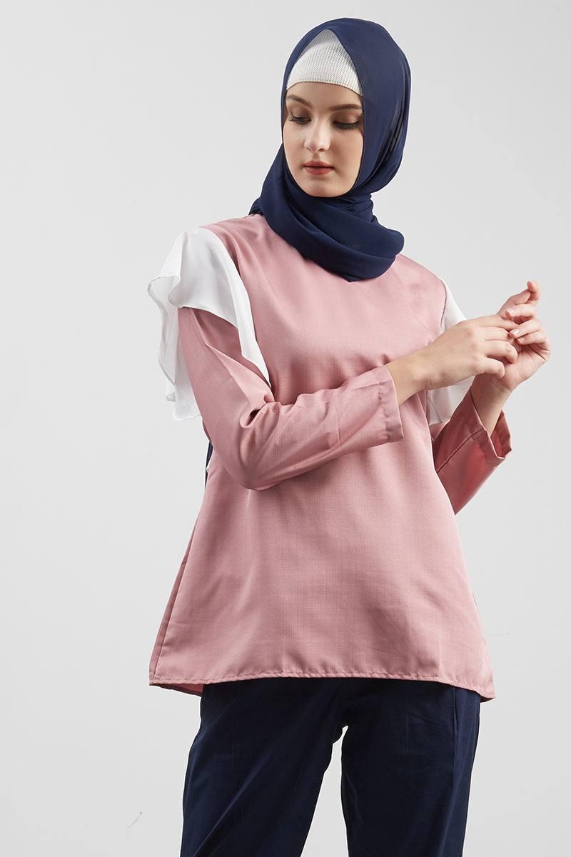 Lamuna Top Pink