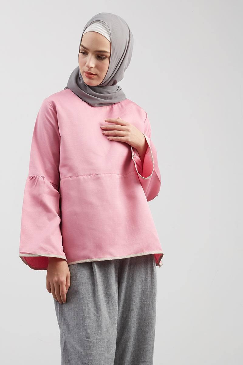 Sherina Bis Top Pink
