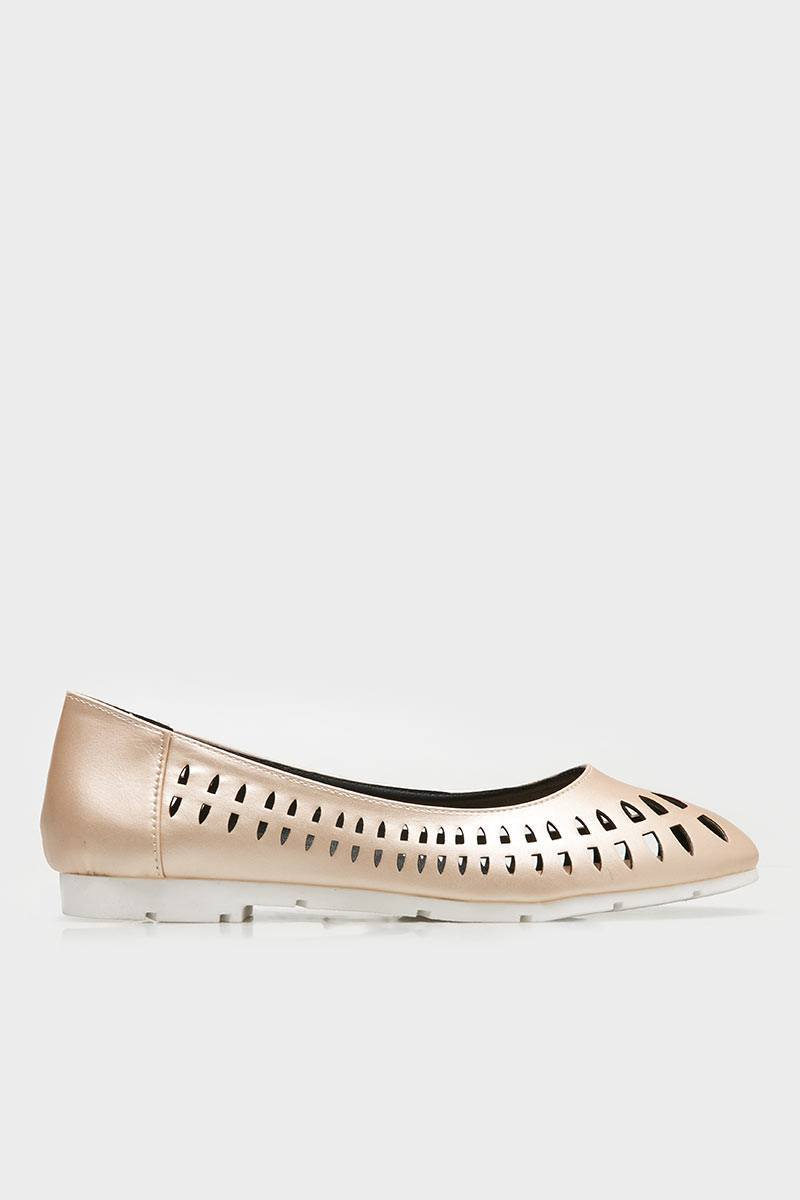 Polly Flats Gold